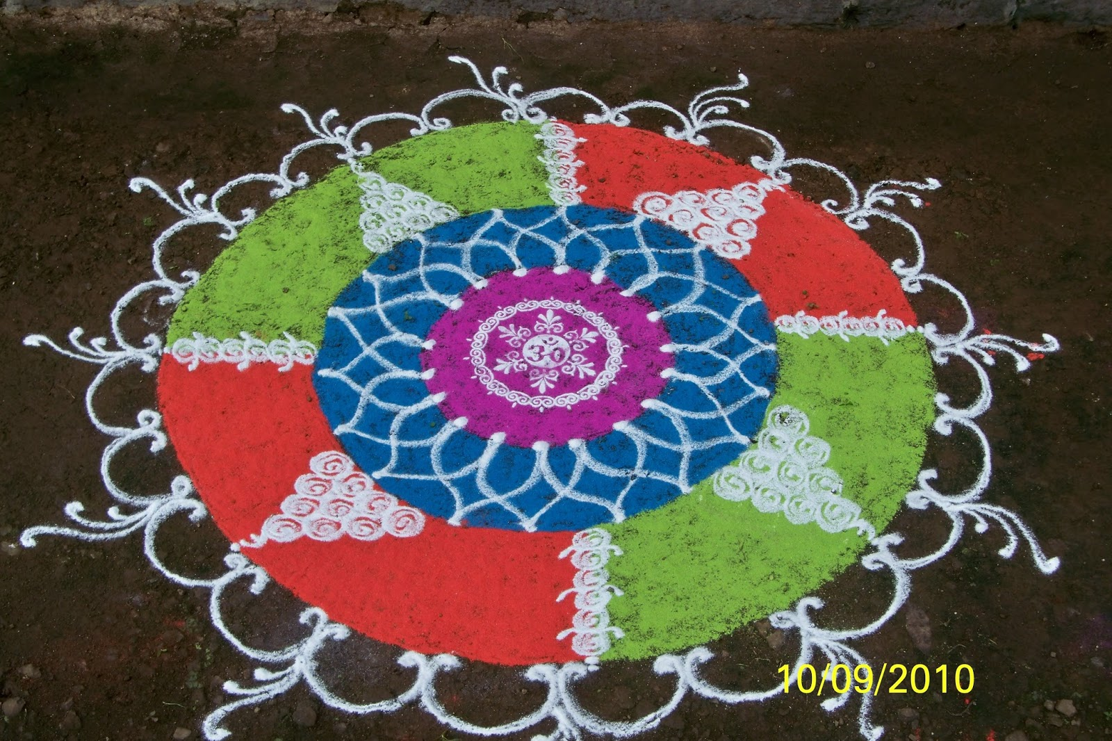Rangoli Designs For Competition With Concepts Although rangoli has its