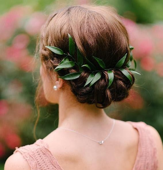 Greenery Hairstyle