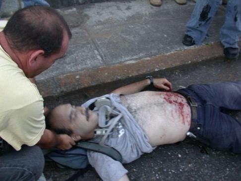 Mueren 96 personas violentamente en seis meses en Santiago