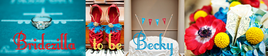 Bridezilla To Be Becky