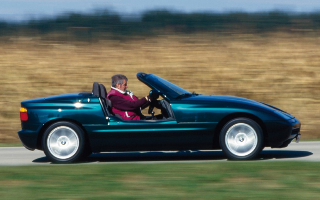 You Love Bmw Bmw Z1 2012