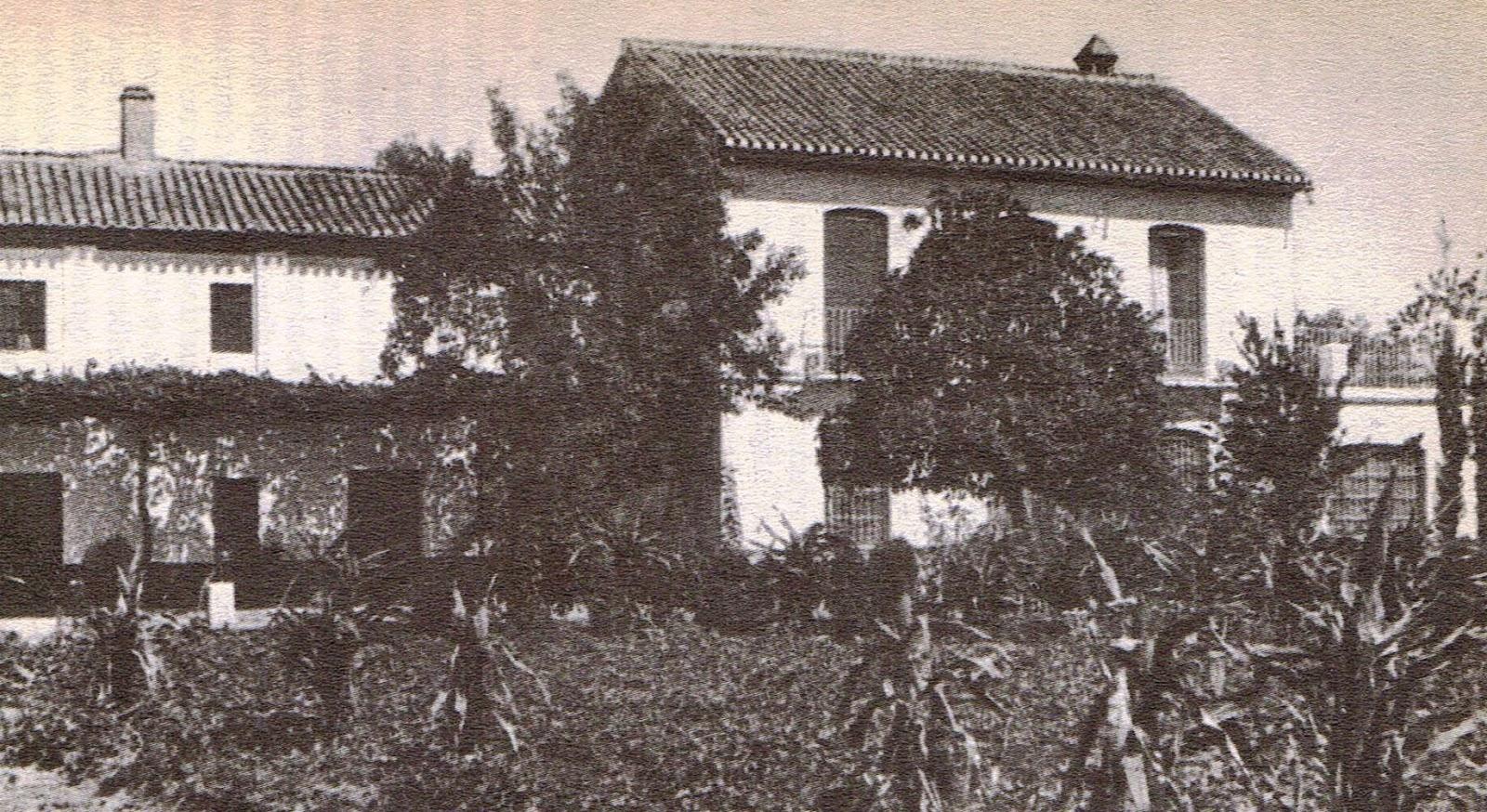 La casa donde Lorca pasaba sus veranos en Granada