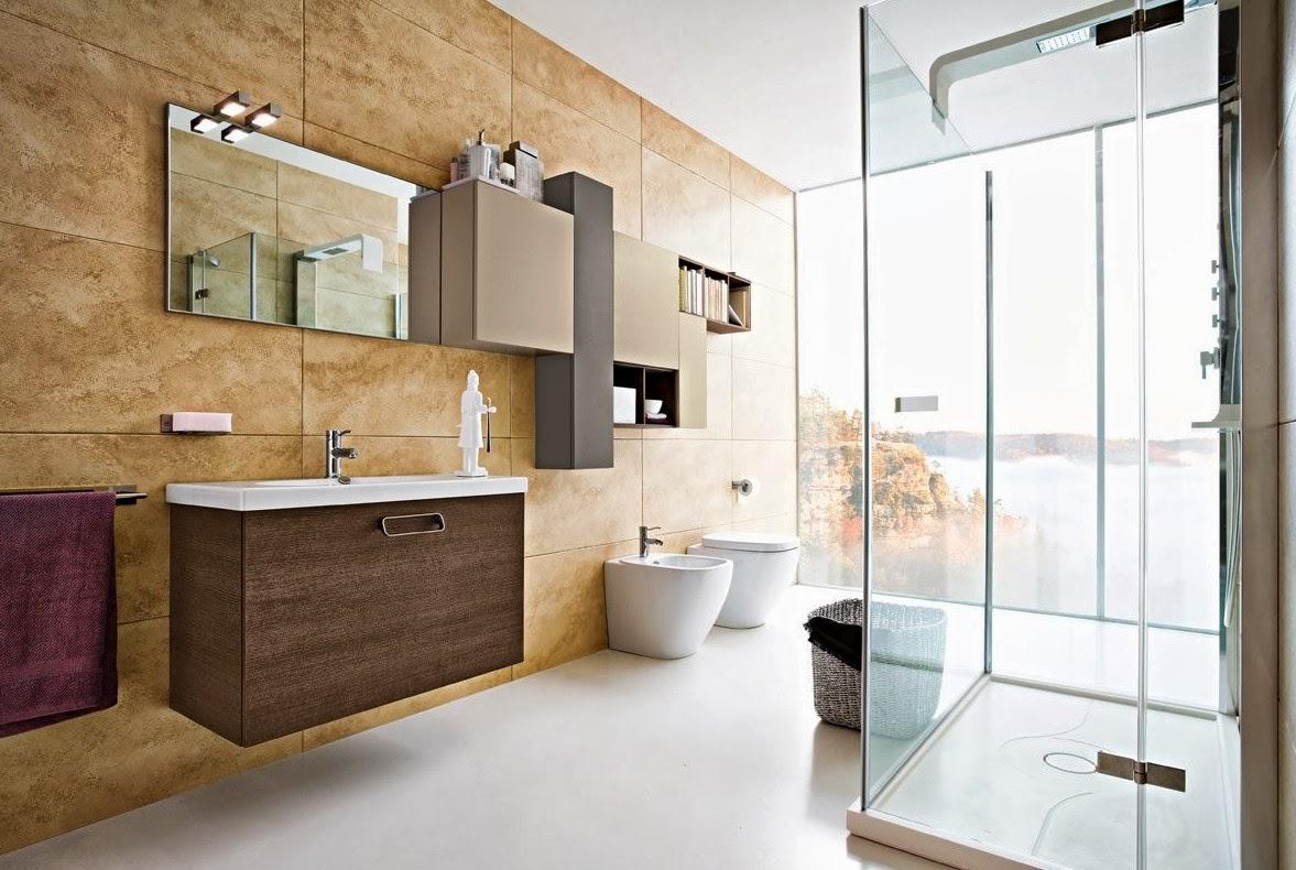 Lavadero De Baño Moderno:MuyAmenocom: Baños Modernos, parte 1
