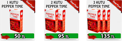 pepper time