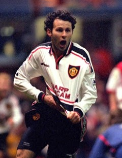 Ryan Giggs, Manchester United, from player to manager