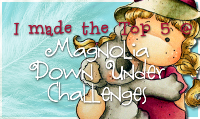 Magnolia Down Under Challenge Top 5