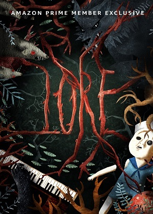 Lore - 1ª Temporada Séries Torrent Download completo