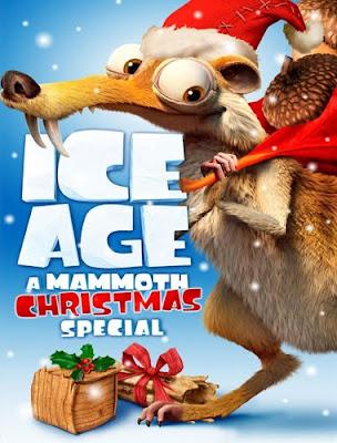 Ver Ice Age: A Mammoth Christmas Película (2011)
