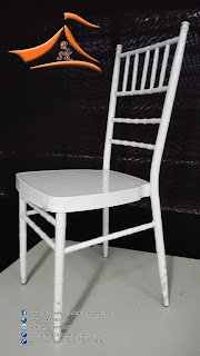 Chaivari Chair with PVC Cushion