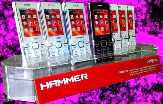 HP Advan Hammer R5