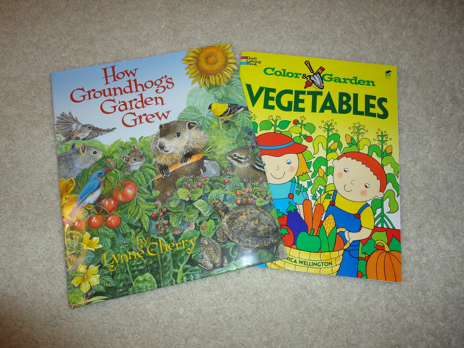 Heirloom Adventures I Am In Love With These Picture Books About Gardening