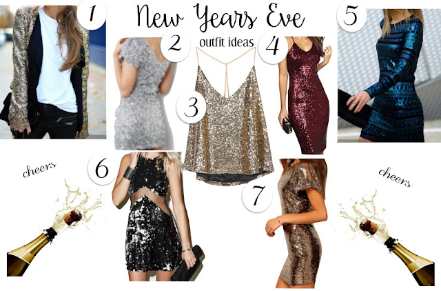 new years eve outfit ideas sequins dresses jackets tanks for celebration