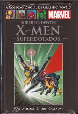 X-Men Superdotados Salvat