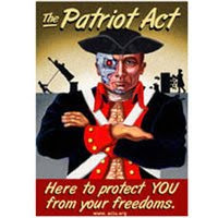 Patriot Action: Suspending the 4th Amendment