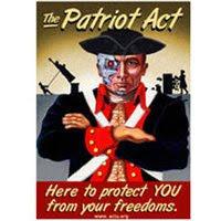 Patriot Action: Suspending the 4th Amendment