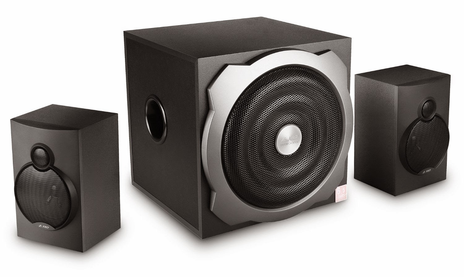 F&D A521 2.1 Channel Speaker for Rs 2399