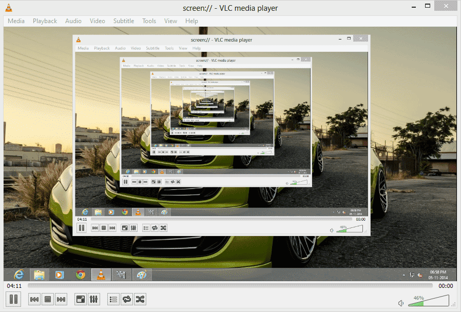 How to Record PC Screen with VLC