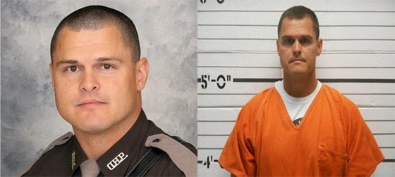 Accused Rapist: Oklahoma Highway Patrol officer Eric Roberts.