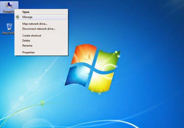 cara mencari driver windows