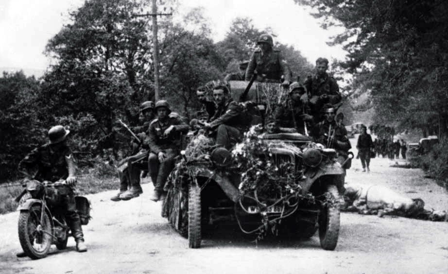 Operasi Barbarossa, Invasi Jerman ke Uni Soviet - Page 3