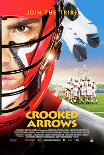 Watch Crooked Arrows (2012) movie free online