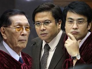 Enrile Estrada Revilla Pork Barrel Scam