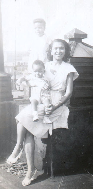 Wordless Wednesday:  Eloise Thompson Bryant Grigsby --July 5, 1927--May 9, 1999  How Did I Get Here? My Amazing Genealogy Journey