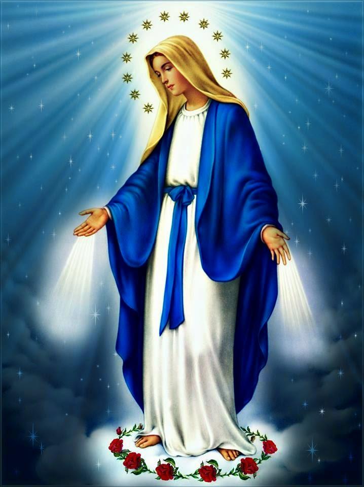 Maica lui Cristos,roaga-te pentru noi !