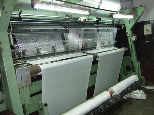 tricot warp knitting m/c