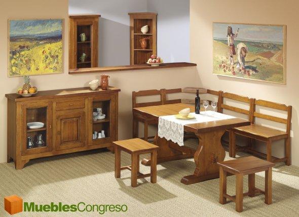 Comedores 4 sillas monterrey
