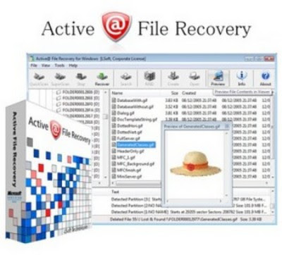 Active File Recovery 9.0.3
