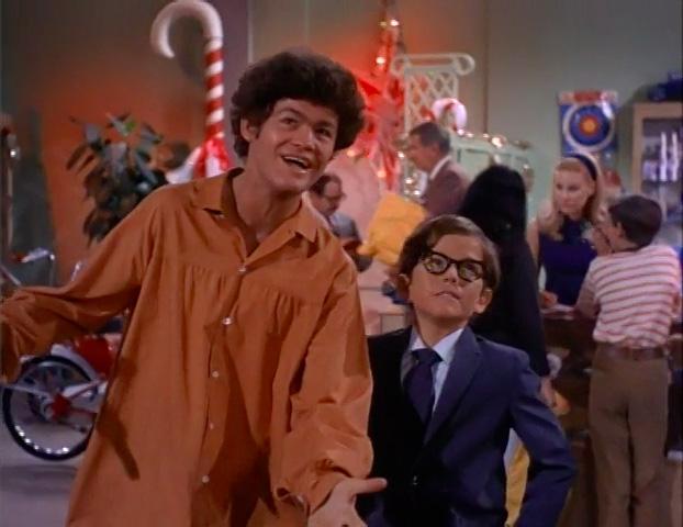 Christmas TV History: Circus Boy Christmas (1956)