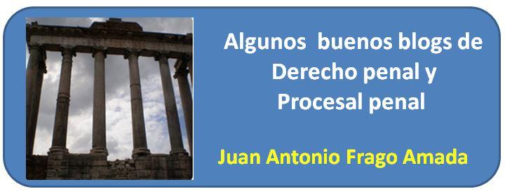 Blogs Derecho Penal