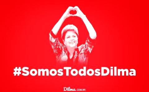 Dilma somos todos