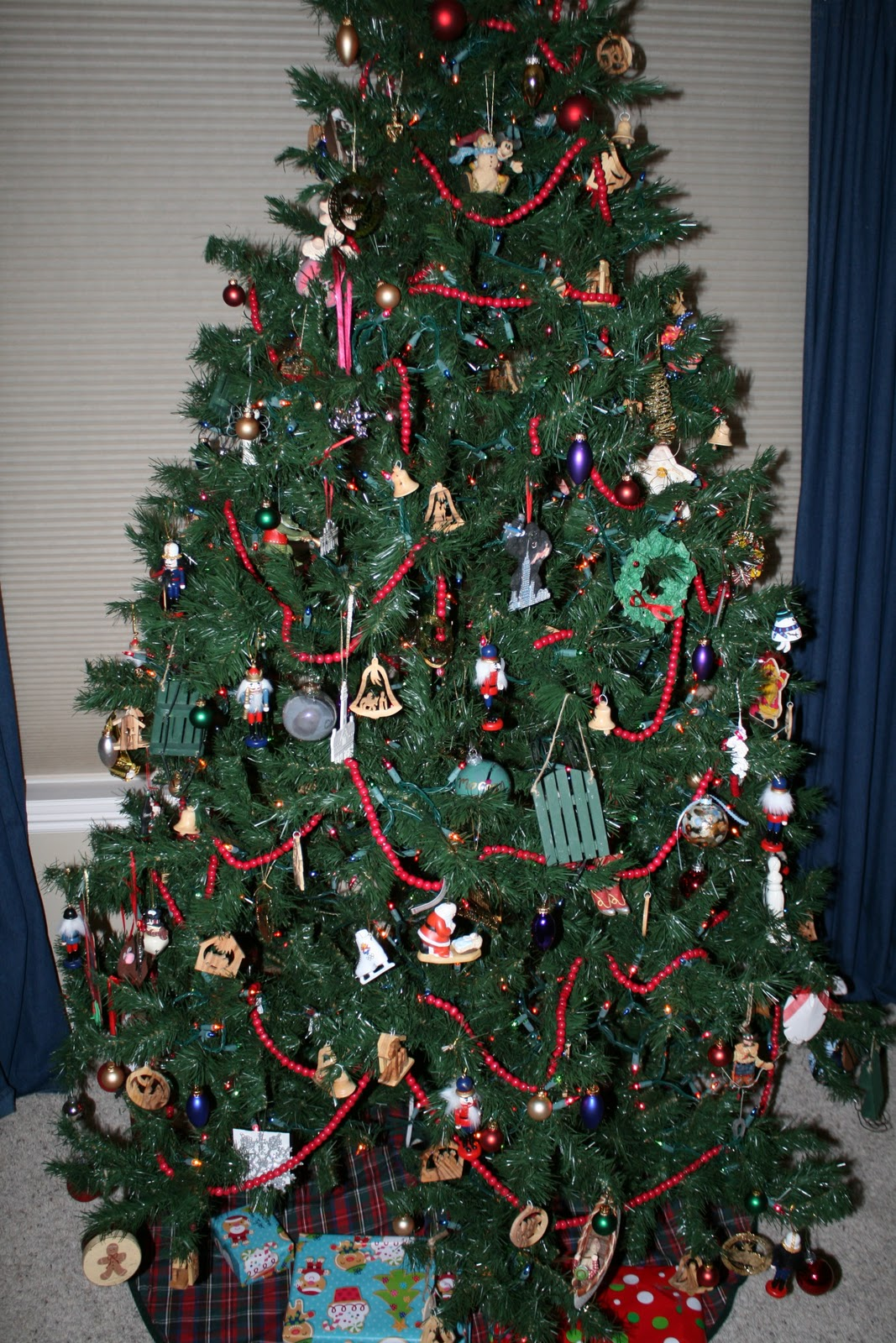 everything to entertain: Christmas Trees