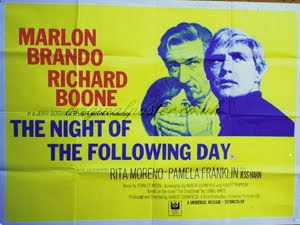 """The Night of the Following Day"" (1968)"
