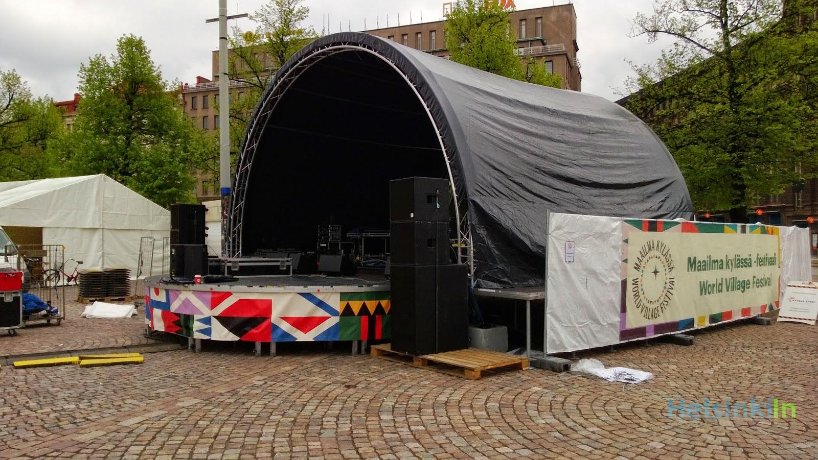 World Village Festival in Helsinki