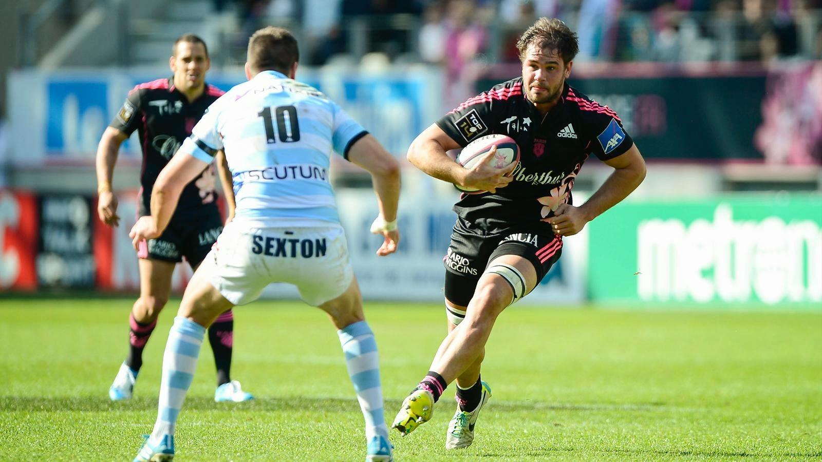 Benjamín Macome regresa al rugby francés