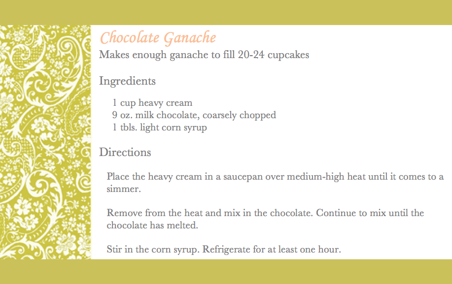 cake boss frosting recipe