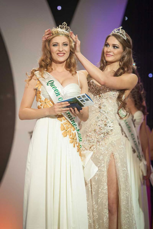 Eugene Prokopenko,Miss Earth Ukraine 2012,Ievgeniia Prokopenko 