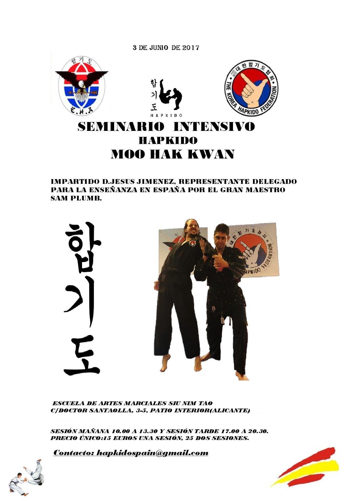 Seminario Moo Hak Kwan