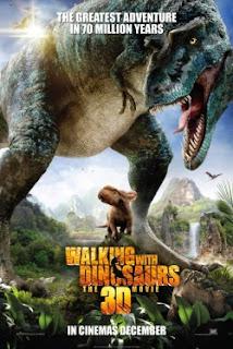 Ver Caminando entre dinosaurios (2013) Gratis Online