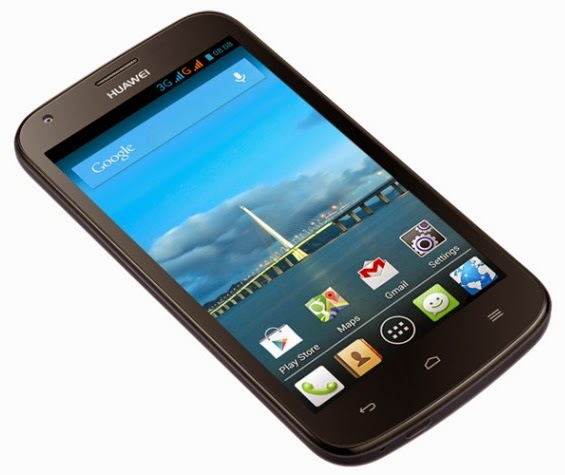 Huawei Ascend Y600, Android Dual Core Murah