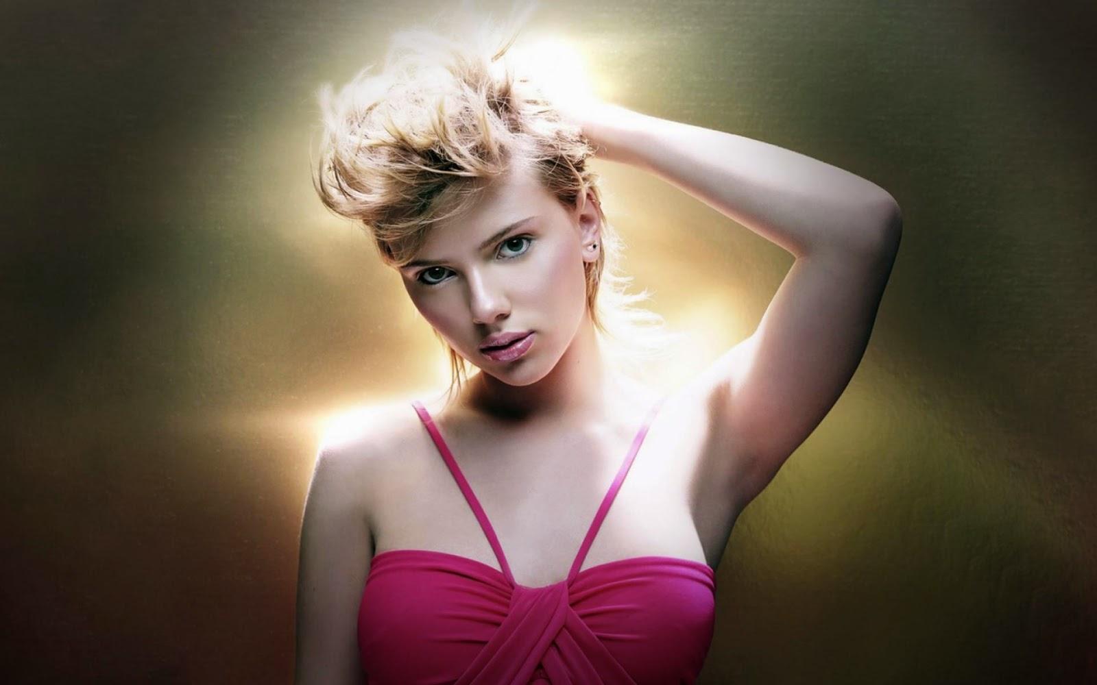 Wallpaper Scarlett Johansson HD
