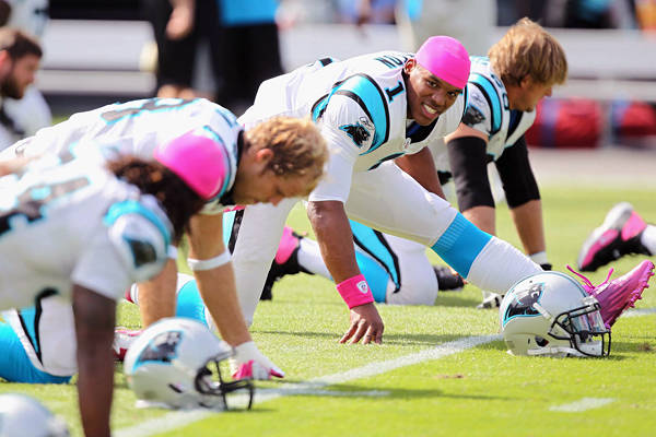 Fashion Groupie Nfl Supports Breast Cancer Awareness 2011