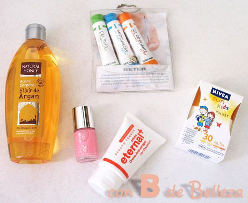 JolieBox Abril
