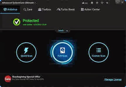 Advanced Systemcare Ultimate 7 License Key Download