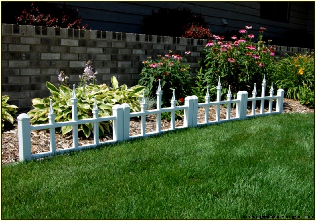 Decoration List of Decorative Fencing Ideas garden fences ideas