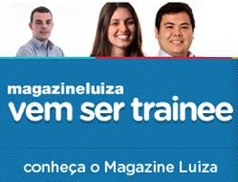 MAGAZINE LUIZA JOVEM APRENDIZ 2013