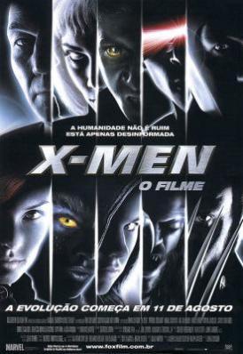 X-Men 1 - O Filme Dublado